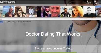 Doctors dating website
